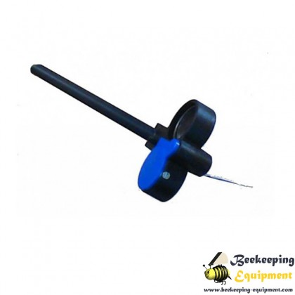 Grafting tool professional with magnifying glass and light