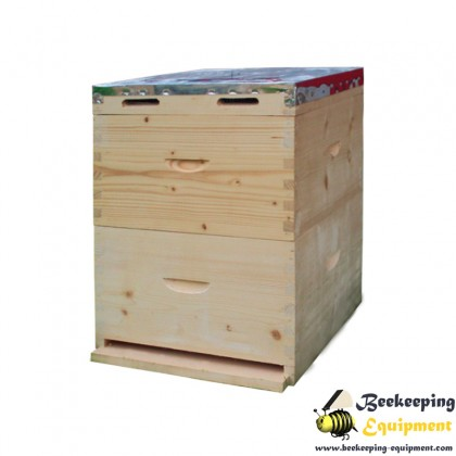 Hive dual fixed bottom