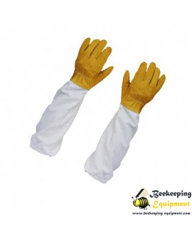 Beekeeping gloves leather New type