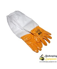 Beekeeping gloves rubber