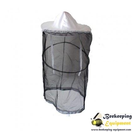 Beekeeping veil ventilated simple
