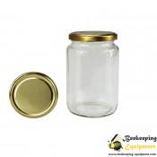 Glass Honey Jars (13)