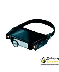Magnifier head light