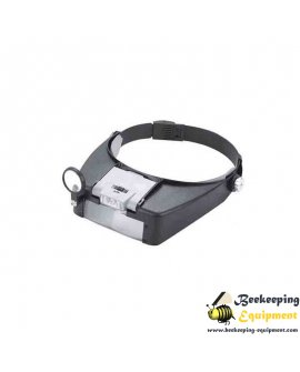 Magnifier head RuBee