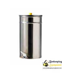 Stainless honey pot 75 lit
