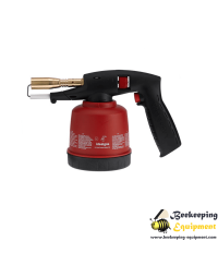 Blowtorch for disinfection of the hive