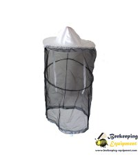 Beekeeping veil ventilated simple
